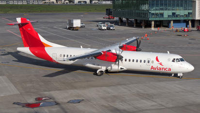 TG-TRD - Avianca ATR 72 (all models)