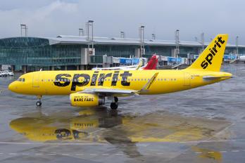 N694NK - Spirit Airlines Airbus A320