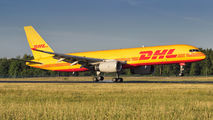 G-DHKS - DHL Cargo Boeing 757-200F aircraft