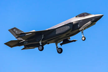 - - USA - Air Force Lockheed Martin F-35A Lightning II