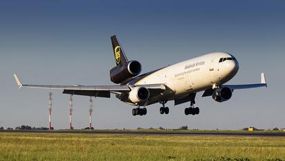 N278UP - UPS - United Parcel Service McDonnell Douglas MD-11F