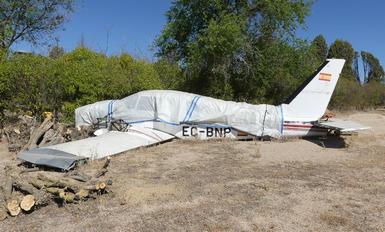 EC-BNP - Private Piper PA-23 Aztec