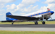 N25641 - Private Douglas DC-3 aircraft