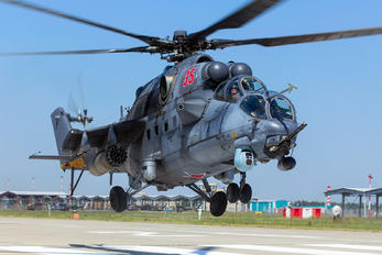 35 - Russia - Air Force Mil Mi-35M