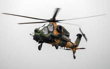 P2 - Air Force Academy Turkish Aerospace Industries T129 ATAK