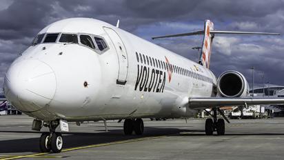 EI-EXJ - Volotea Airlines Boeing 717
