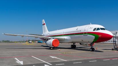 A40-AA - Oman - Royal Flight Airbus A320