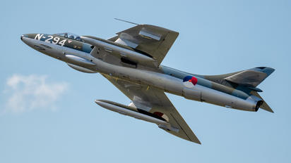 N-294 - Dutch Hawker Hunter Foundation Hawker Hunter F.6