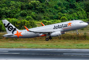 9V-JSP - Jetstar Asia Airbus A320 aircraft