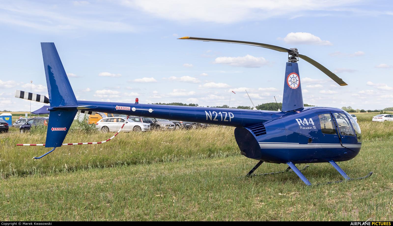 Private N21ZP aircraft at Chrcynno