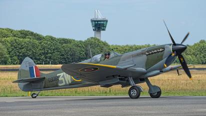 TB885 - Private Supermarine Spitfire Mk XVI