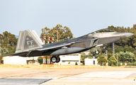 08-4167 - USA - Air Force Lockheed Martin F-22A Raptor aircraft