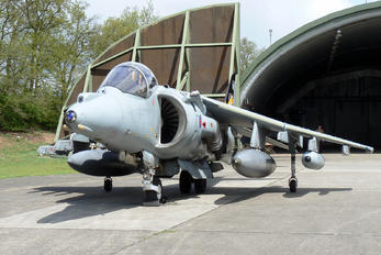 ZD410 - Royal Air Force British Aerospace Harrier GR.7