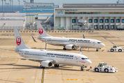 JA02RK - JAL - Japan Transocean Air Boeing 737-800 aircraft