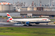 G-STBC - British Airways Boeing 777-300ER aircraft