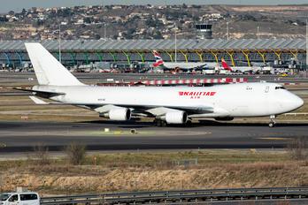 N401KZ - Kalitta Air Boeing 747-400F, ERF