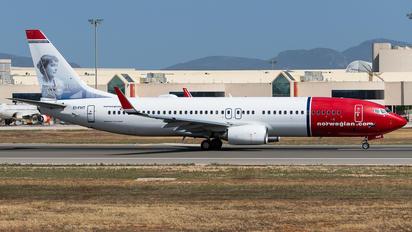 EI-FHT - Norwegian Air International Boeing 737-800