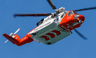 EI-ICG - CHC Ireland Sikorsky S-92