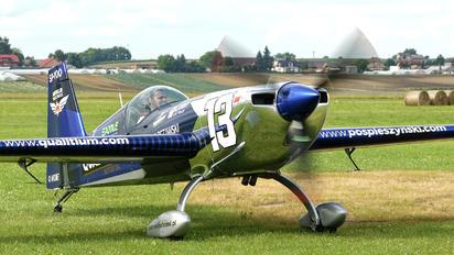 S-YOO - Maciej Pospieszyński - Aerobatics Extra 330SC
