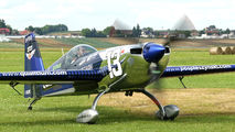 S-YOO - Maciej Pospieszyński - Aerobatics Extra 330SC aircraft
