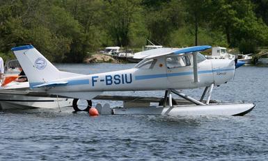 F-BSIU - Private Reims FA150K
