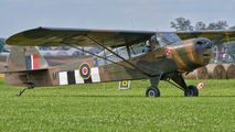 SP-YHU - Private Taylorcraft Auster IV  aircraft
