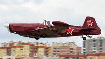 OM-ARU - Private Zlín Aircraft Z-526AFS aircraft