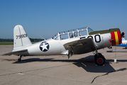 N71502 - Private Consolidated Vultee BT-13B aircraft