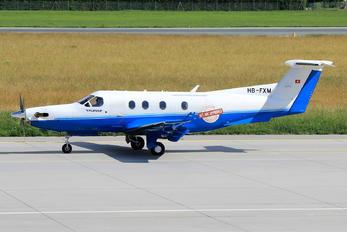 HB-FXM - Pilatus Pilatus PC-12
