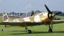 LY-WAW - Yakkers Aerobatic Yakovlev Yak-52TW aircraft