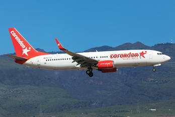 TC-TJI - Corendon Airlines Boeing 737-800