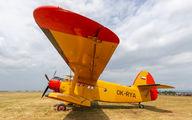 OK-RYA - Aeroklub Czech Republic Antonov An-2 aircraft