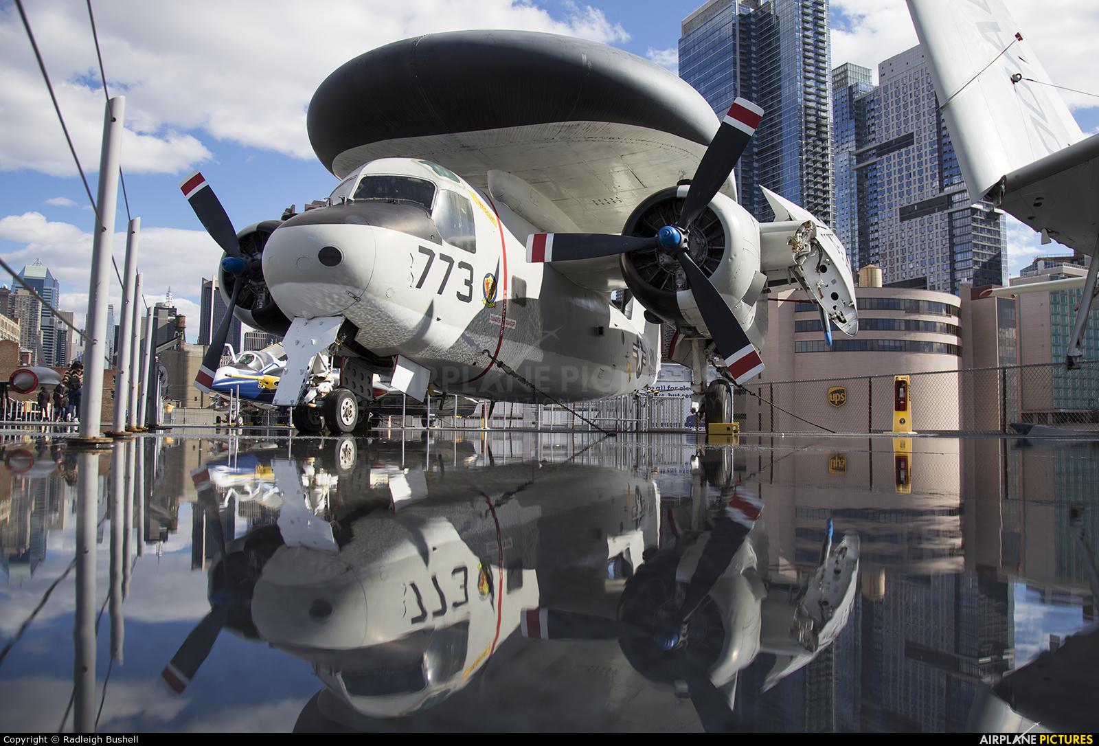 USA - Navy 147212 aircraft at New York - Intrepid Sea Air Museum