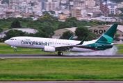 PR-GOZ - Biman Bangladesh Boeing 737-800 aircraft