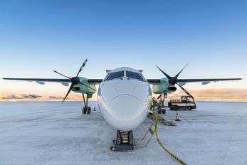 LN-WIC - Widerøe de Havilland Canada DHC-8-100 Dash 8