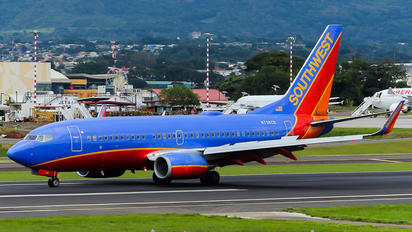 N738CB - Southwest Airlines Boeing 737-700