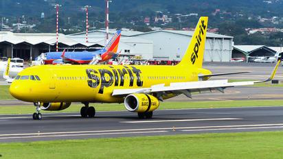 N671NK - Spirit Airlines Airbus A321