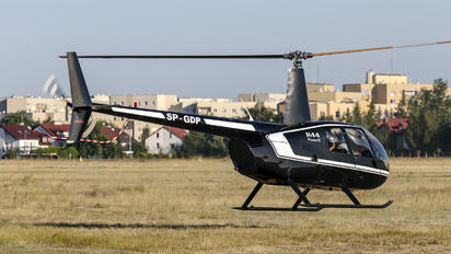 SP-GDP - Private Robinson R-44 RAVEN II