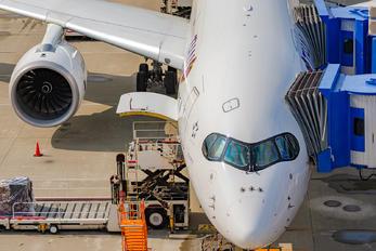 HS-THE - Thai Airways Airbus A350-900