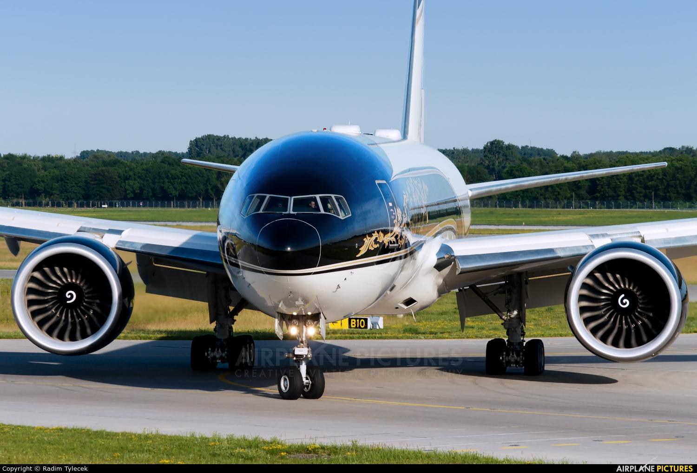 Equatorial Guinea - Government P4-SKN aircraft at Munich