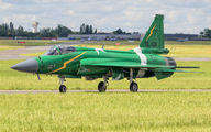 12.138 - Pakistan - Air Force Chengdu / Pakistan Aeronautical Complex JF-17 Thunder aircraft