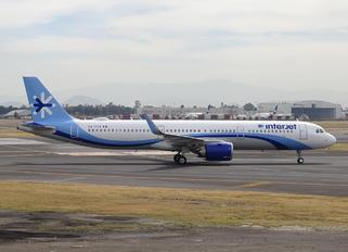 XA-PGA - Interjet Airbus A321 NEO