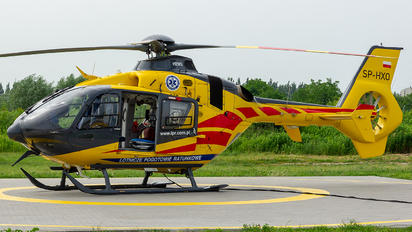 SP-HXO - Polish Medical Air Rescue - Lotnicze Pogotowie Ratunkowe Eurocopter EC135 (all models)