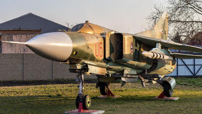 06 - Hungary - Air Force Mikoyan-Gurevich MiG-23MF