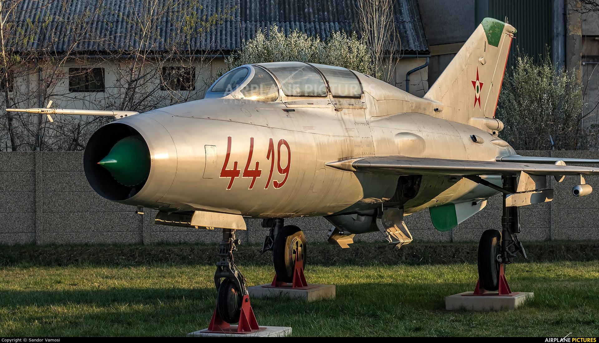 Hungary - Air Force 4419 aircraft at Off Airport - Hungary