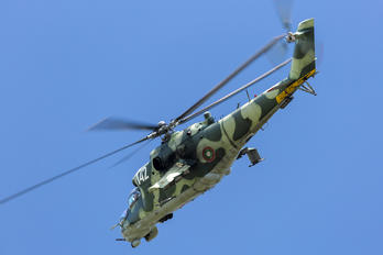 142 - Bulgaria - Air Force Mil Mi-24V
