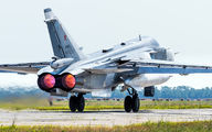 41 - Russia - Air Force Sukhoi Su-24M aircraft