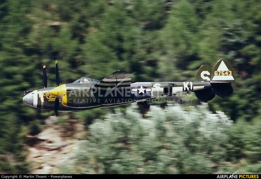 Private N3145X aircraft at Ambri