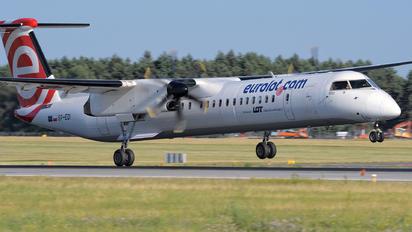 SP-EQI - LOT - Polish Airlines de Havilland Canada DHC-8-402Q Dash 8