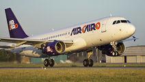 SU-BPV - Air Cairo Airbus A320 aircraft